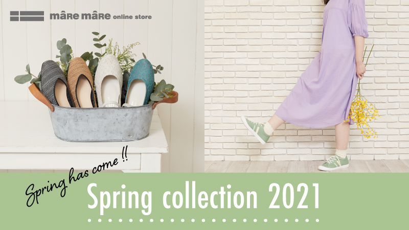 Spring collection 2021